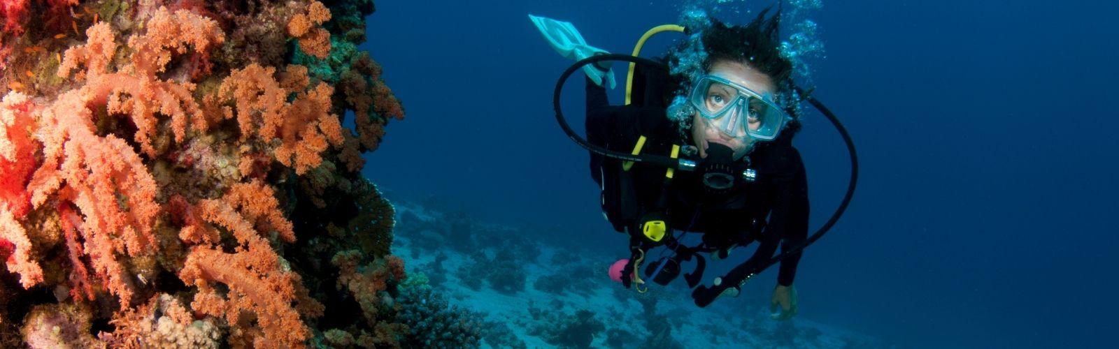 6 places to go scuba-diving