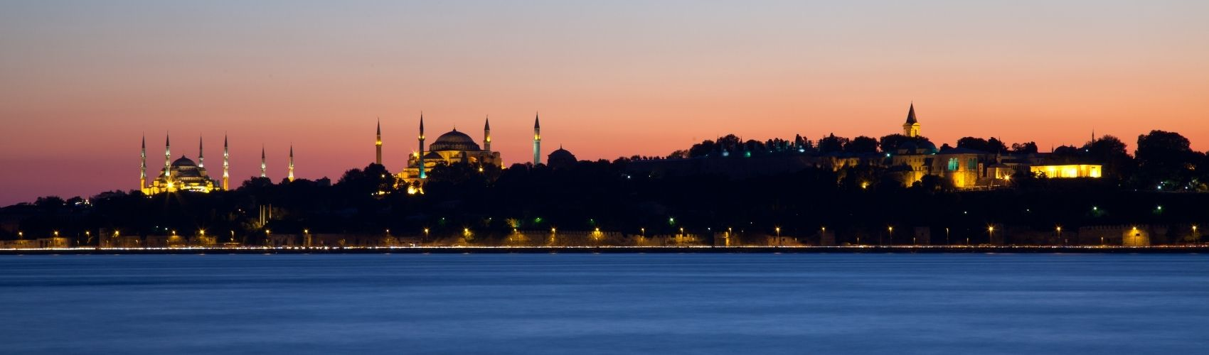 Private Sightseeing Night Tour in Istanbul